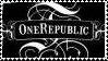 OneRepublic Stamp by Kyokui