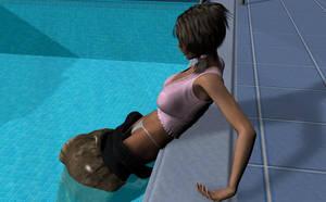 The School Pool pt. 4 by ShadowshroudXII