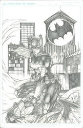A Nice Girl From Gotham Commission by Ace-Continuado