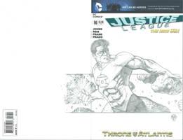 Hal Jordan by Ace-Continuado