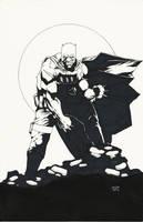 Dark Knight by Ace-Continuado