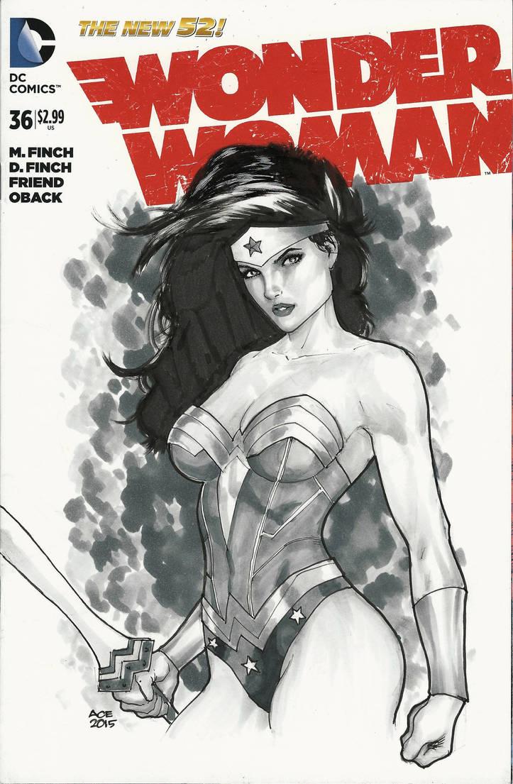 Wonder Woman NYCC 2015 by Ace-Continuado