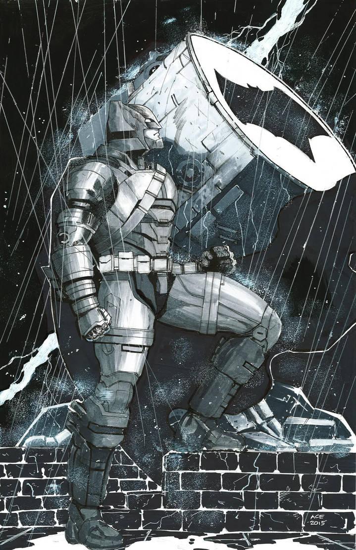Batman NYCC 2015 by Ace-Continuado
