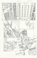 Spider-man sample page 4 by Ace-Continuado