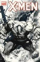 Juggernaut commission by Ace-Continuado