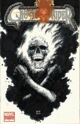 Ghost Rider by Ace-Continuado