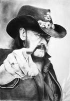 Lemmy by resistanceispointles
