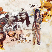 why dont you love me by beperfectstyle