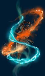 Avatar Korra... by meteoric-iron