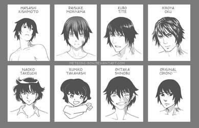 Mangaka meme by meteoric-iron
