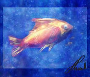 Smilingfish by Hamfairy