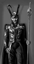 King of Asgard by White-Night-56