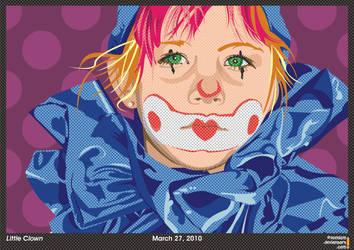 Little Clown by DomiSM
