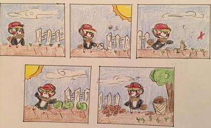 Sanic: Farming Trial by KariKurai