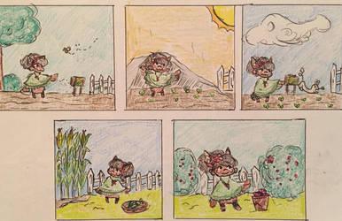 Twix: Farming Trial by KariKurai