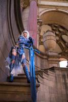 Guild Wars 2 - I Feel Six Feet Tall! by elliria
