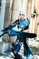 Guild Wars 2 - I'll hit back! by elliria