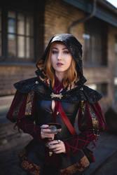Anna Henrietta - Not Your Grace by elliria