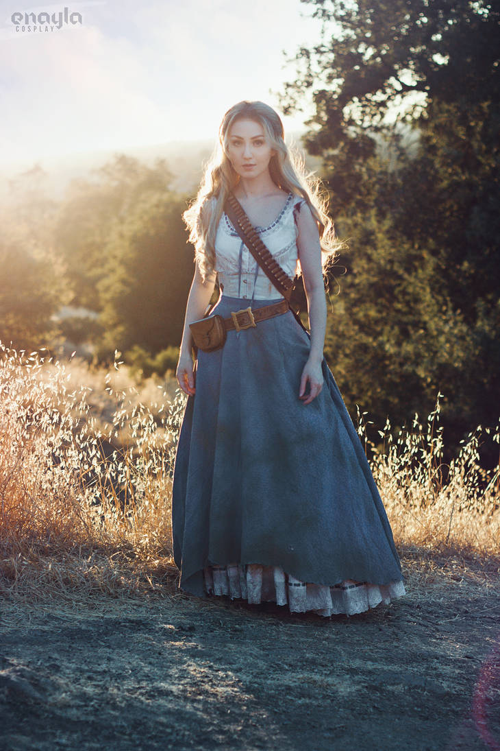 Dolores - How this story ends by elliria