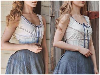 Dolores - SA Details by elliria