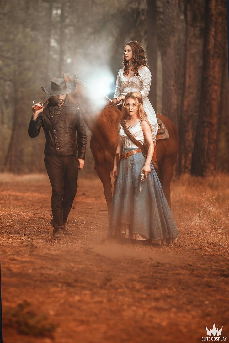 Westworld - Fighting to live by elliria