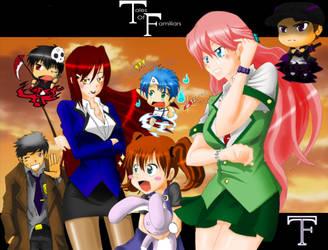 Tales of Familiars (OC) by Chidurisasuke