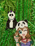 My Panda Friend by Forever-Nocturne