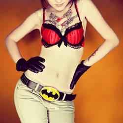 batgirl by NoirFeu