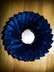 Triominos sculpture- Circle by MrDannyD
