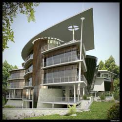 Businnes center3 by leandreko