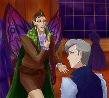 DtGR- Fairy King by Eleanorose123