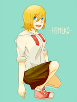 Himeko by Southrobin