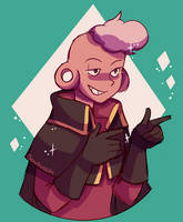 Captain Lars by Southrobin