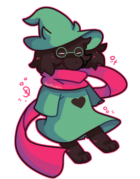 Sweetest Boi Ralsei by Southrobin