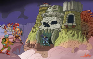 Grayskull by Granamir30