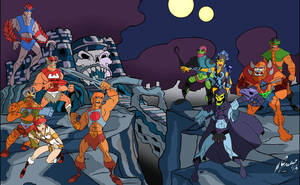 Battle for Grayskull by Granamir30