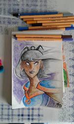 Storm X-Men by Granamir30