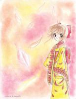 Sakura Kinomoto by mangoes