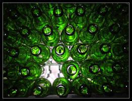 Bottles by hobba