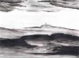 skyline by Regenschirmphilosoph