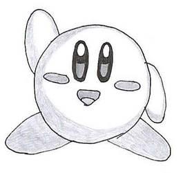 Kirby by ShadedSilver