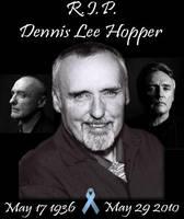 R.I.P. Dennis Lee Hopper by P-u-D