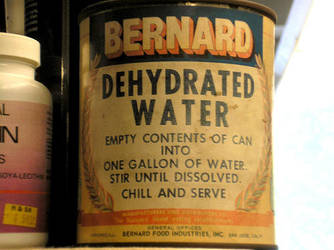 Dehydrated Water by GH-Wiz