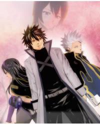 the ice trio by NarutoUzmike