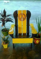 peace  by bigbrandonb