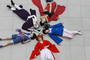 Rurouni Kenshin Cosplay by LittleSara