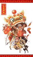 Gong Xi Fa Cai 2K6 by jotter