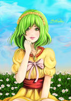 Contest Winner Midori by ChibiYvi