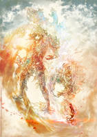 Commission: Aer Vethelot by muddymelly