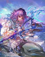 Arion 4/4 (C) CyberAgent - 'Tenku no Crystalia' by muddymelly